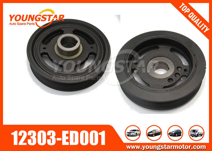 Underdrive Crank Pulley Crankshaft  Pulley  For NISSAN TIIDA 12303-ED001 12303-CJ40A